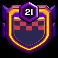 REQ N EXIT badge