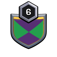 Clash of Barney badge