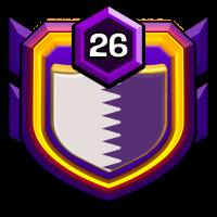 SIDRAP BERSATU badge
