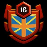 はぐれメタルの城 badge