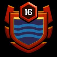 ОКЕАН badge