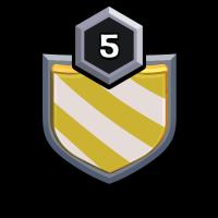 Megabats badge