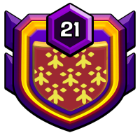 不打部落战 badge