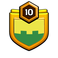 Fort de Croc™️6 badge