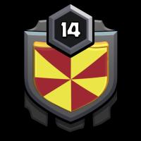LEGEND(●´∀`●) badge