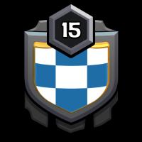 Bayrische Team badge