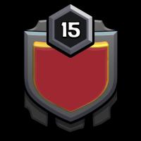 Red Comet badge
