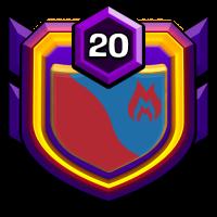 여보숑 badge