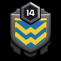 Atlantis 35 badge