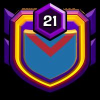 入侵者(休闲部) badge