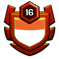 Indonesia 1945 badge