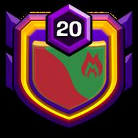 Lusitanos badge