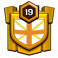 18+ Adult war badge