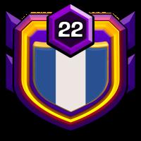 GOLEMTÜRK badge