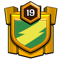 Guerreiros% badge