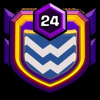 bb war badge