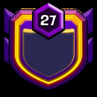 Double Deuce badge