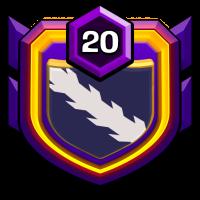 gods 4 chris badge