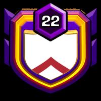 BANGAL ROCKSTAR badge