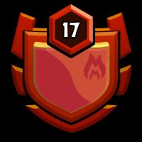 MEGA BALTAG badge
