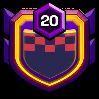 台灣部落客 badge