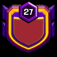 9011大陆_曜月 badge