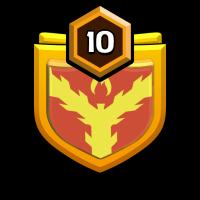 Storm Riders badge