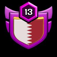 BEAT THE DRUM badge