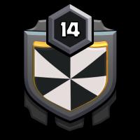 Flingueurs Cie badge