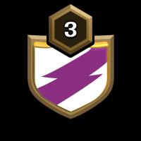 WHITE DEATH 2.0 badge