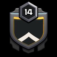 الابطال badge