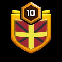 !TEAM SPIRIT!!! badge