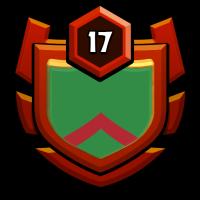 ULTIMATE CLASHR badge