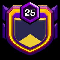 STRONG REBELS badge