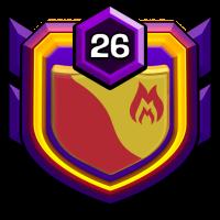 Ngũ hổ Sài Gòn badge