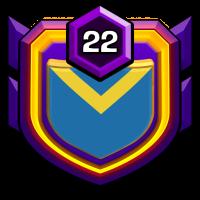 落武者 badge