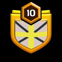 hunter x 47 badge