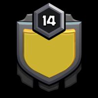 问鼎 badge