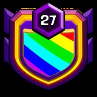 咫尺天崖(海阔天空) badge