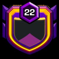 FEARLESS badge