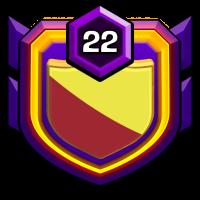 乱世浮沉 badge