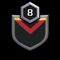 LEADER KALTIM ® badge