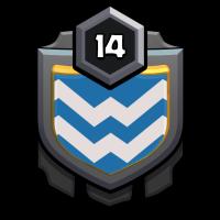 PCG badge