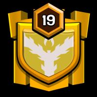 """Evil hunterS"" badge"