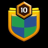 The Art Of War badge