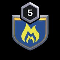 War Seekers badge