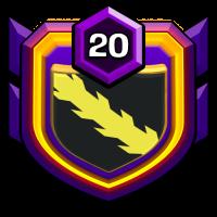 陌路丶离殇 badge