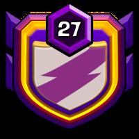 斜阳之光 badge