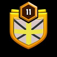 Legn 2 badge