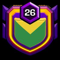 Resistance badge